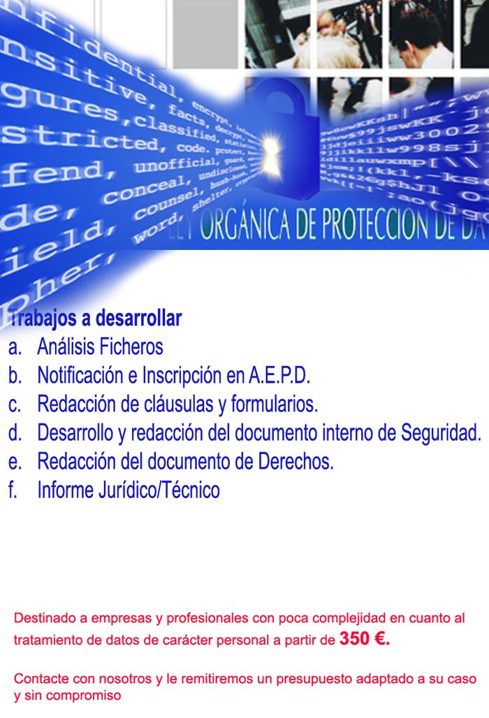ABOGADOS MADRID LOPD, ABOGADOS MADRID LEY DE PROTECCION DE DATOS